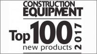 Construction Equipment Top 100 New Products 2017