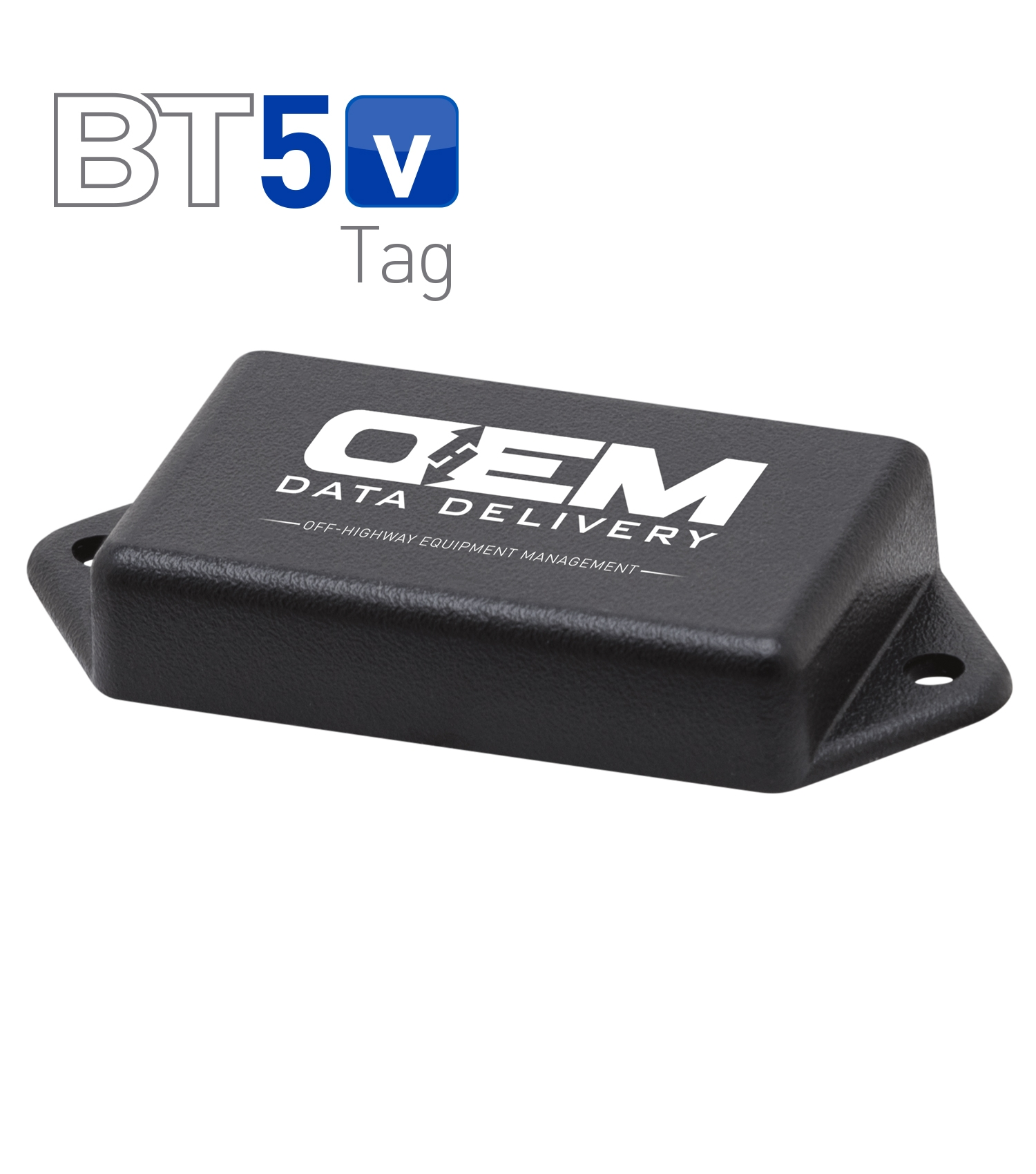 BT5v Tag with Logo