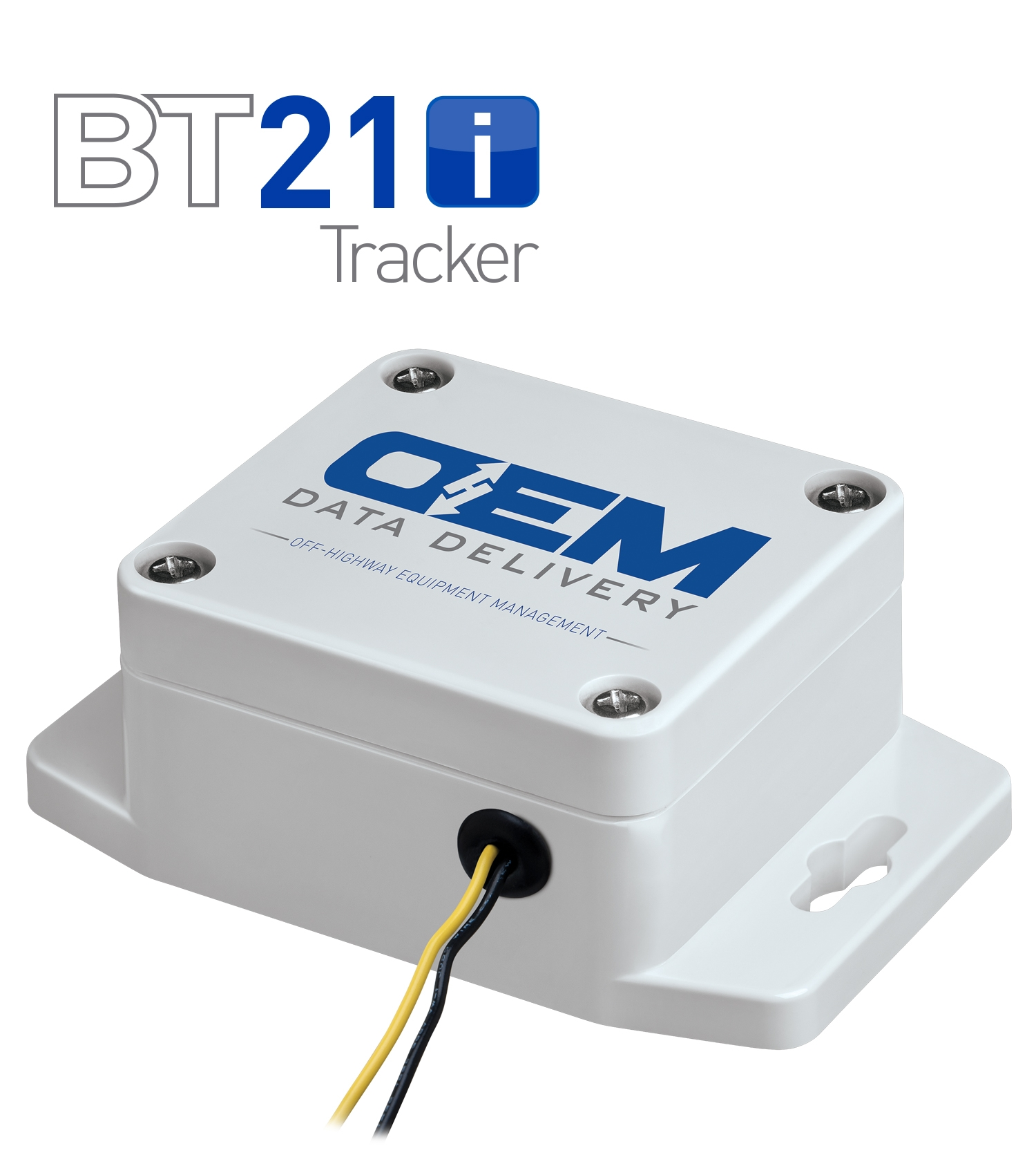 BT21i Tracker with Logo