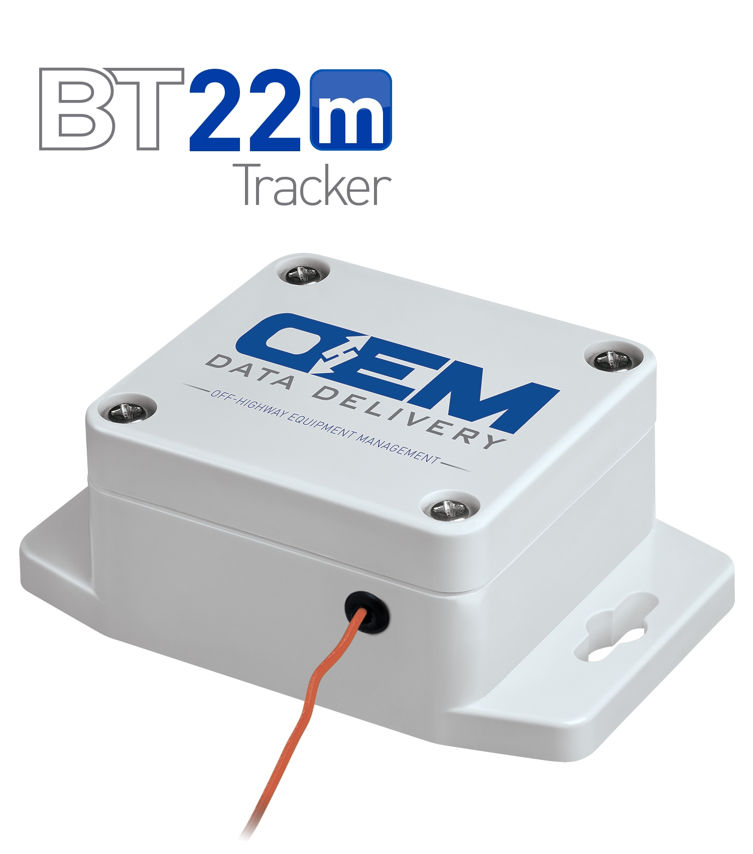 BT22m Tracker with Logo