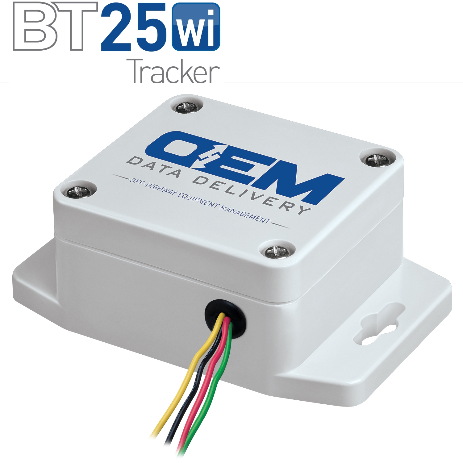 BT25wi Tracker with Logo