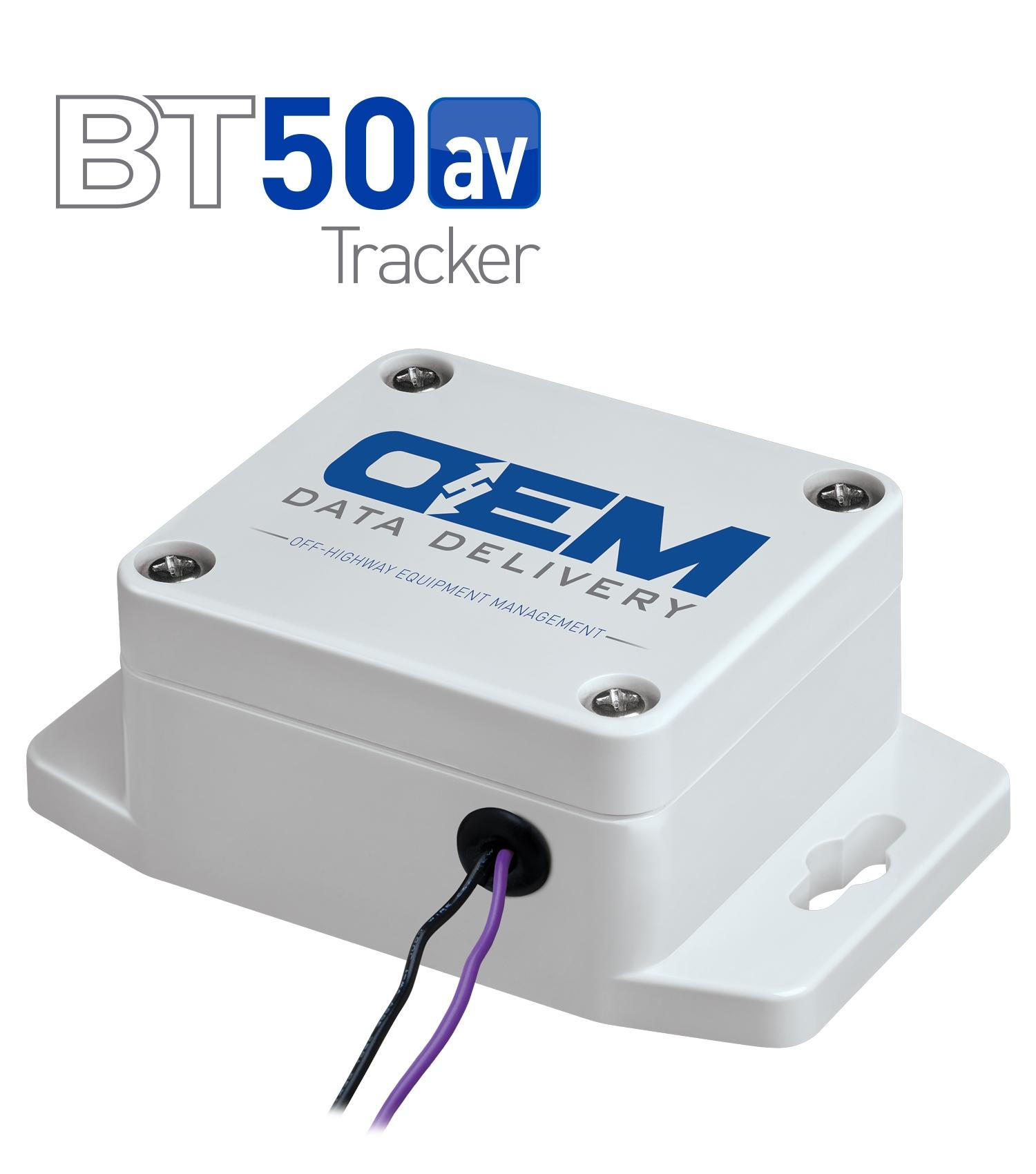 BT50av Tracker with Logo