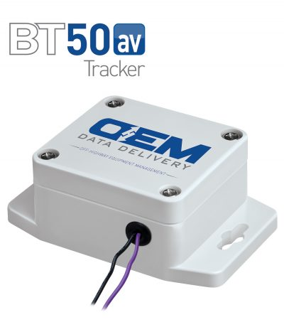 BT50av Tracker with Logo