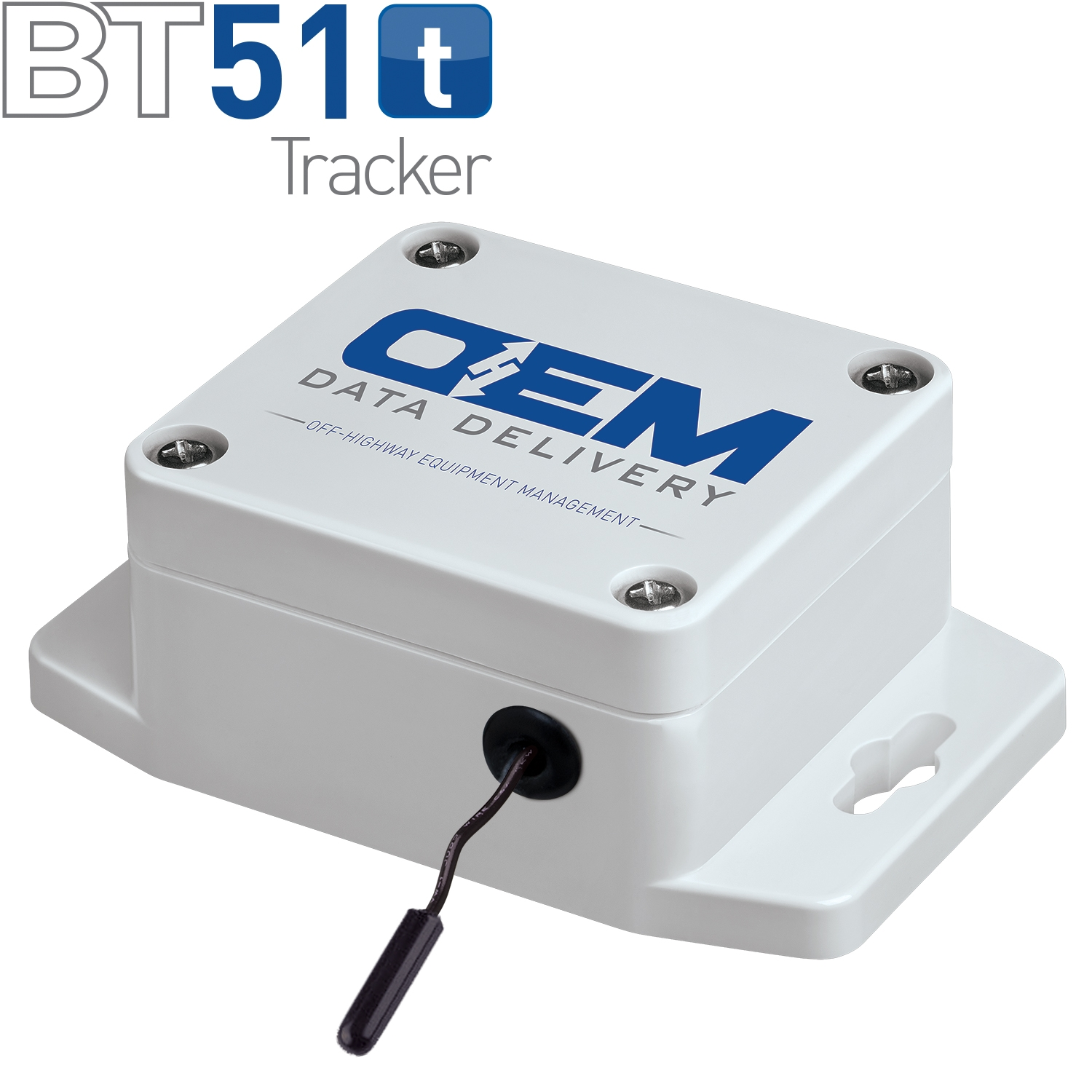 BT51tv Tracker with Logo
