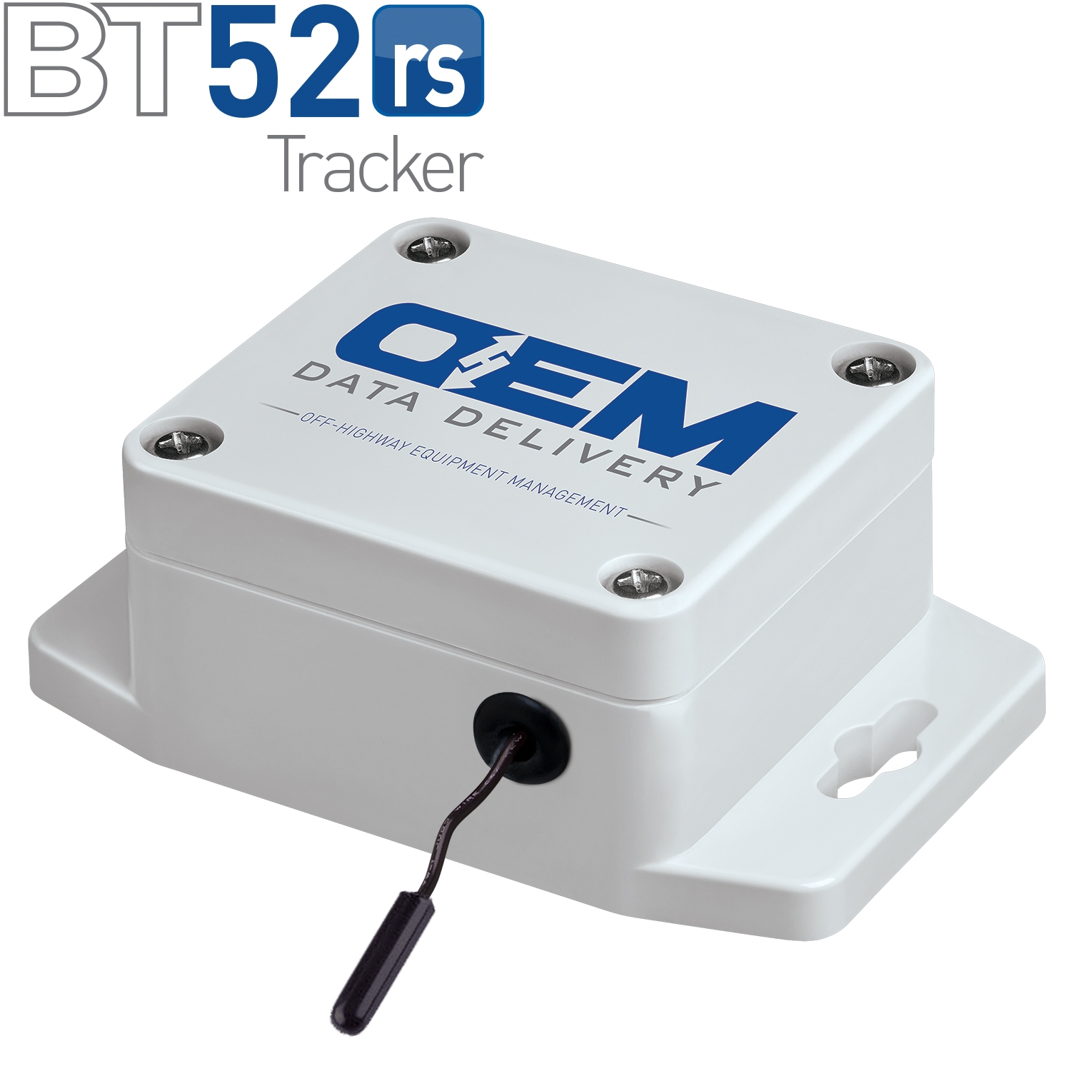 BT52rs Tracker with Logo