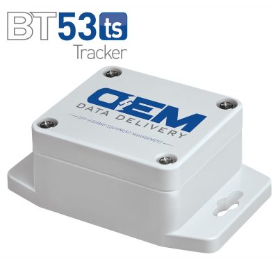 BT53ts Tracker with Logo