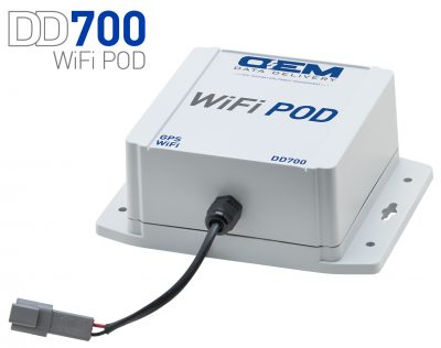 DD700 WifiPOD Product with Logo