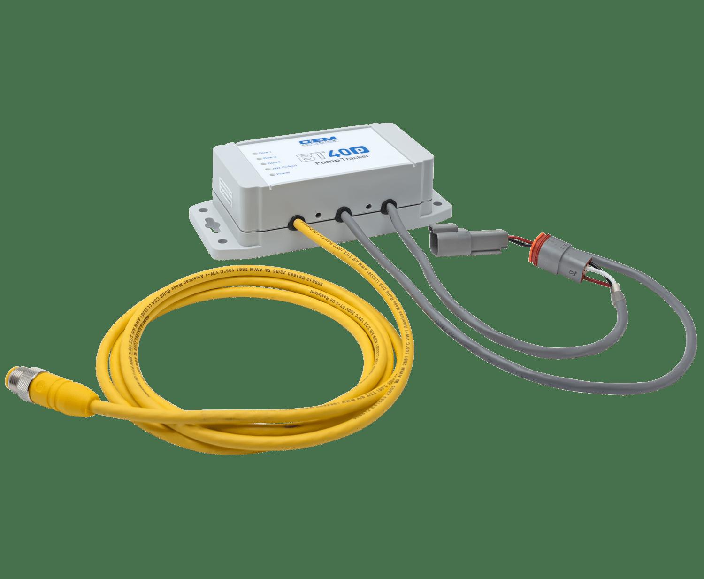 BT40 Pump Tracker