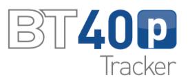 BT40p Pump Tracker Logo